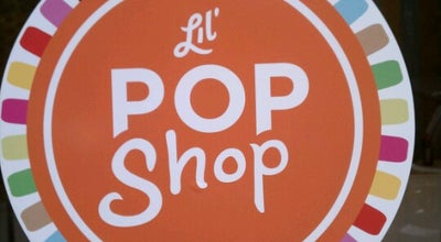 Photo of Ice Cream Shop Lil' Pop Shop at 265 S 44th St, Philadelphia, PA 19104, United States