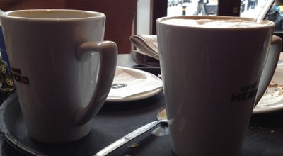 Photo of Coffee Shop Caffè Nero at 24 Market St., Bradford BD1 1LH, United Kingdom