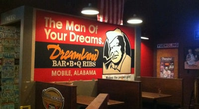 Photo of BBQ Joint Dreamland BBQ at 3314 Old Shell Rd, Mobile, AL 36607, United States