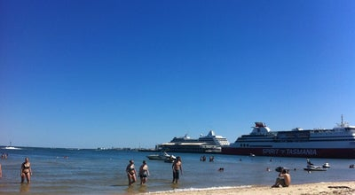 Photo of Beach Port Melbourne Beach at Beach St., Port Melbourne, VI 3207, Australia