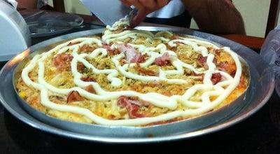 Photo of Pizza Place Pizzaria Mais Sabor at R. Odon Bezerra, 164, Campina Grande 58.414-030, Brazil