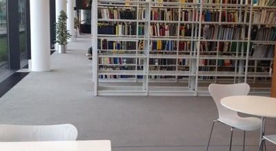 Photo of Library KBC Bibliotheek at Belgium