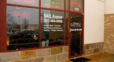 Photo of Nail Salon Nail Avenue at 8533 Church Ranch Blvd, Westminster, CO 80021, United States