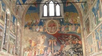 Photo of Art Museum Cappella degli Scrovegni at Piazza Eremitani, 8, Padova 35121, Italy