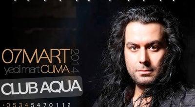 Photo of Nightclub Club Aqua at Fatih Mah. Komando Sok. No:4, Büyükçekmece 34500, Turkey