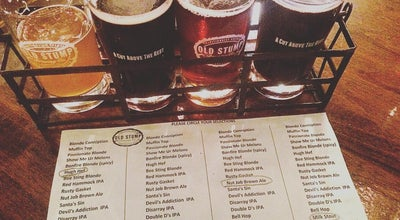 Photo of Brewery Old Stump Brewing Co. at 2896 Metropolitan Pl, Pomona, CA 91767, United States