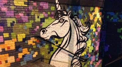 Photo of Rock Club The Drunken Unicorn at 736 Ponce De Leon Ave Ne, Atlanta, GA 30306, United States
