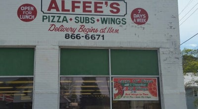 Photo of Pizza Place Alfees Pizza at 3001 Glenwood Park Ave, Erie, PA 16508, United States