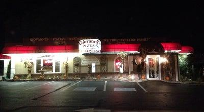Photo of Italian Restaurant Giovanni's Pizza & Restaurant at 1492 E Schuylkill Rd, Pottstown, PA 19465, United States