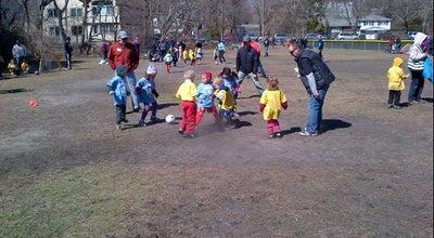 Photo of Playground Richardson Field at Beethoven Street, Waban, MA 02468, United States