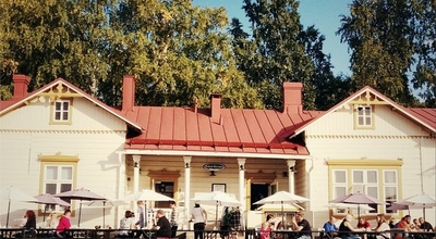 Photo of Cafe Kahvila Kariranta at Satamakatu 9, Lahti 15140, Finland