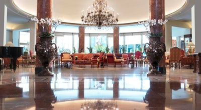 Photo of Hotel InterContinental Madrid at P. De La Castellana, 49, Madrid 28046, Spain