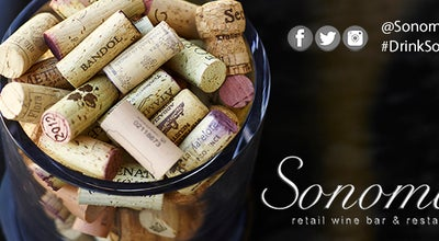 Photo of Wine Bar Sonoma Wine Bar & Restaurant at 2720 Richmond Ave, Houston, TX 77098, United States