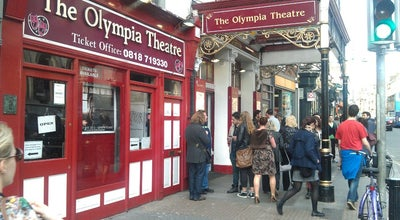 Photo of Theater Olympia Theatre at 72 Dame St, Dublin D02 K135, Ireland