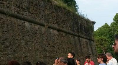 Photo of Historic Site Porta Santa Croce at Italy