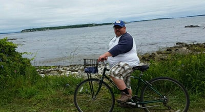 Photo of Bike Shop Brad's Recycled Bike Shop at Peaks Island, Portland, ME 04108, United States