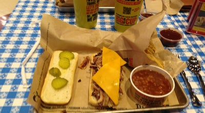 Photo of BBQ Joint Dickey's at 1273 Capitol Dr, Pewaukee, WI 53072, United States
