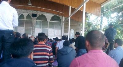 Photo of Mosque Sanayi Camii at Sanayi Mah., Isparta, Turkey
