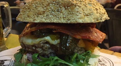 Photo of Burger Joint The Meat Market Rome at Corso Vittorio Emanuele Ii, 320, Rome 00186, Italy