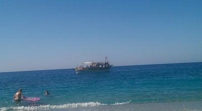 Photo of Beach Alanya Plajı at Turkey
