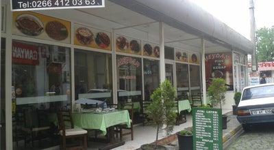 Photo of Bakery Burhaniye Meydan Pide Kebab at Turkey