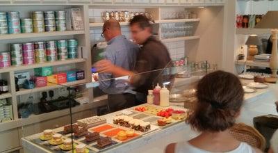 Photo of Tea Room Merveilleux at Muntpoort 8, Brugge 8000, Belgium