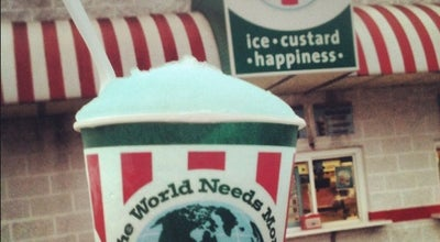 Photo of Ice Cream Shop Rita's Italian Ice at 629 E Main St, Palmyra, PA 17078, United States
