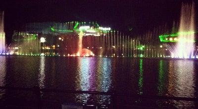Photo of Lake 수성못 (Suseong Lake) at 수성구 두산동, 대구광역시, South Korea