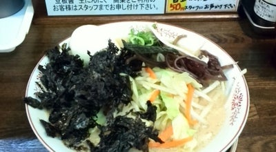 Photo of Ramen / Noodle House いちもんじ at 北本市深井1-20, 北本市, Japan