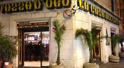 Photo of Coffee Shop Tazza d'Oro at Via Degli Orfani, 84, Roma 00186, Italy