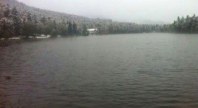 Photo of Lake bolu abant golü at Turkey