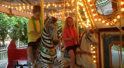 Photo of Theme Park Carousel at West Palm Beach, FL 33405, United States