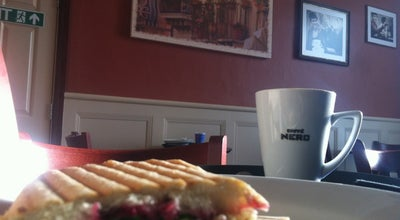 Photo of Coffee Shop Caffè Nero at 25 Westgate St, Ipswich IP1 3DR, United Kingdom