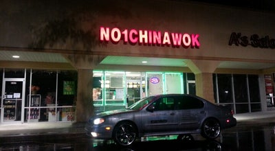 Photo of Chinese Restaurant No. 1 China Wok at 1750 Sunshadow Dr, Casselberry, FL 32707, United States