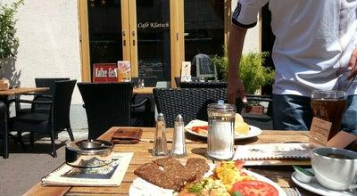 Photo of Cafe Cafe Klatsch at Vorstadt 35, Oberursel 61440, Germany