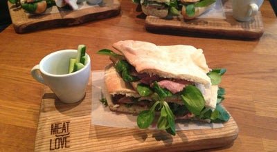Photo of Sandwich Place Meat Love at Hoża 62, Warszawa, Poland