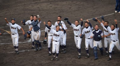 Photo of Baseball Field 小牧市民球場 at 上末3450-303, 小牧市, Japan