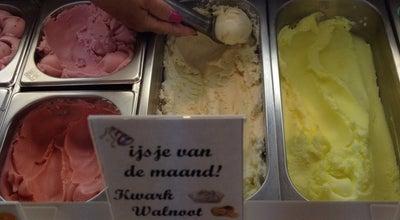 Photo of Ice Cream Shop Marx O'Larry's at C.h. Moensstraat 65, Beverwijk 1942 EB, Netherlands