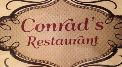 Photo of American Restaurant Conrad's Restaurant at 728 Washington St, Norwood, MA 02062, United States