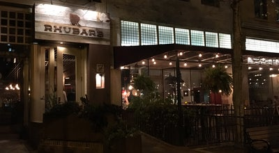 Photo of American Restaurant Rhubarb at 7 Sw Pack Sq, Asheville, NC 28801, United States