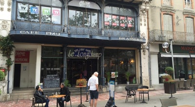 Photo of French Restaurant Le Longchamp at Carcassonne, France
