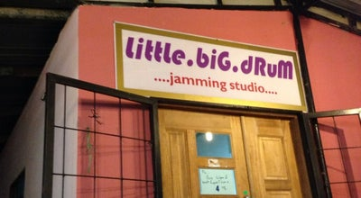 Photo of Rock Club little.big.drum Jamming Studio at Lereng Bukit, Malaysia