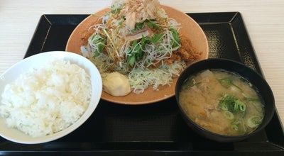 Photo of Japanese Restaurant かつや 静岡磐田店 at 国府台71-7, 磐田市, Japan