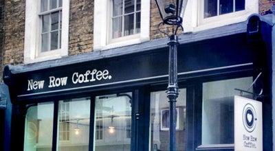 Photo of Coffee Shop New Row Coffee at 24 New Row, London WC2N 4LA, United Kingdom