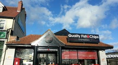 Photo of Fish and Chips Shop Chamberlains at 8 Wolverhampton Rd., Oldbury B68 0LH, United Kingdom