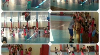 Photo of Basketball Court Şehit Mehmet Günenç Anadolu Lisesi Spor Salonu at Turkey