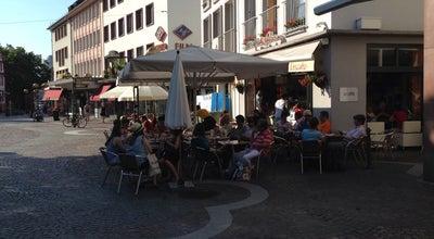 Photo of Ice Cream Shop Eiscafe de Covre at Schillerplatz 16, Mainz, Germany