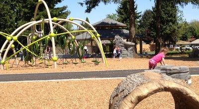 Photo of Park Evelyn Schiffler Memorial Park at 5495 Sw Erickson Ave, Beaverton, OR 97005, United States