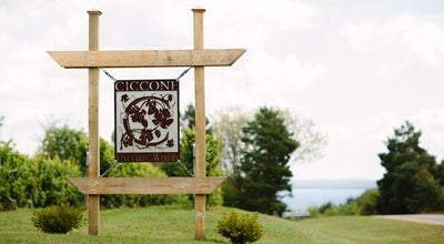 Photo of Tourist Attraction Ciccone Vineyard and Winery at 10343 E Hilltop Rd, Suttons Bay, MI 49682, United States