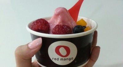 Photo of Dessert Shop Red Mango Bayan at Bayan Coop 2, Kuwait
